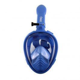 Celoobličejová maska MASTER modrá - vel. XS