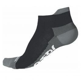 Ponožky SENSOR Race Coolmax Invisible 9-11 šedé