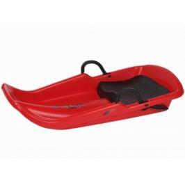 Merco plastové boby Cyclone s brzdami červená
