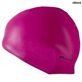 Plavecká čepice SPOKEY Summer - růžová