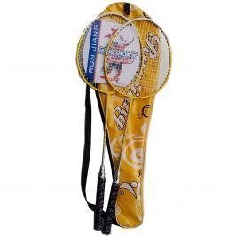 Badmintonová souprava UNISON De Luxe - žlutá