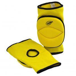 Volejbalové chrániče kolen EFFEA 6644 senior žluté