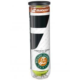 Tenisové míčky BABOLAT French Open All court 4 ks