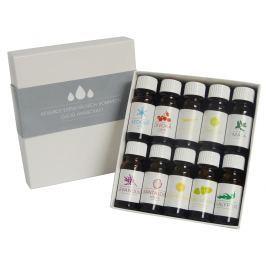 Esenciální saunový vonný olej HANSCRAFT Kolekce 1 - 10 x 10ml