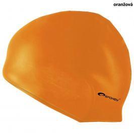 Plavecká čepice SPOKEY Summer - oranžová