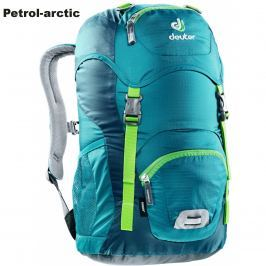 Dětský batoh DEUTER Junior 18 l - petrol-arctic