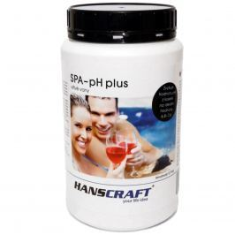 HANSCRAFT SPA pH plus 900g
