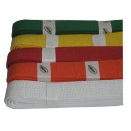 Pásek ke kimonu - velikost 3 - zelený