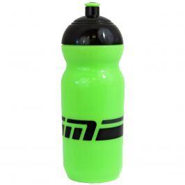 Cyklo láhev MAXBIKE 0,6 l se závitem - zelená
