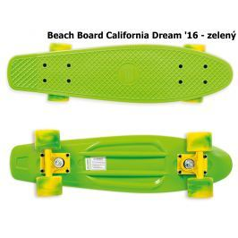 Street Surfing Beach Board California Dream