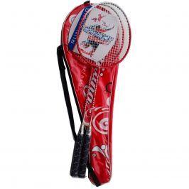 Badmintonová souprava UNISON De Luxe - červená