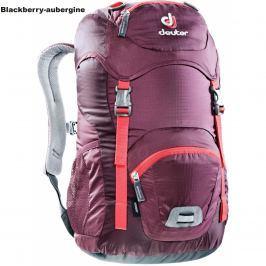 Dětský batoh DEUTER Junior 18 l - blackberry-aubergine