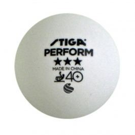 Míčky na stolní tenis STIGA Perform ABS