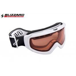 Lyžařské brýle BLIZZARD 906 DAV - bílé