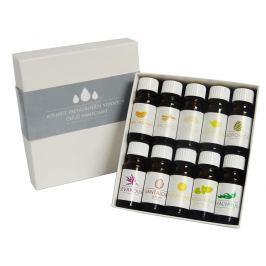 Esenciální saunový vonný olej HANSCRAFT Kolekce 2 - 10 x 10ml