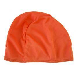 Koupací čepice Polyester 1901 junior - oranžová