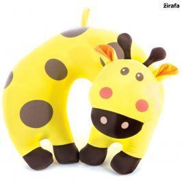 Cestovní polštářek SPOKEY Bambini žirafa