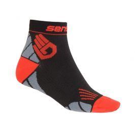 Ponožky SENSOR Marathon černé - vel. 6-8