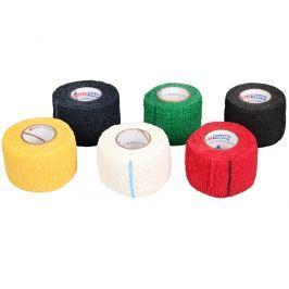 Hokejová páska Sportstape Grip na koncovky - žlutá