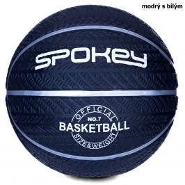 Basketbalový míč SPOKEY Magic 7 černý s bílým