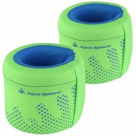 Plavecké rukávky Michael Phelps Arm Floats dětské zelené 3-6