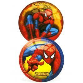 Míč dětský MONDO - Spiderman 14cm