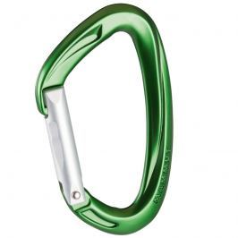 Horolezecká karabina MAMMUT Crag Key Lock Straight - zelená