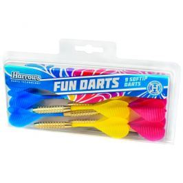 Šipky HARROWS Fun Darts Soft