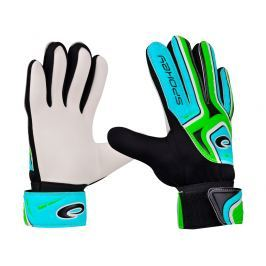 Brankářské rukavice SPOKEY Catch II 7 zelené