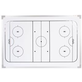 Merco Hokej magnetická trenérská tabule