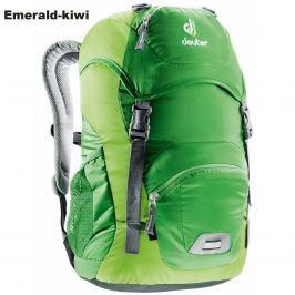 Dětský batoh DEUTER Junior 18 l - emerald-kiwi