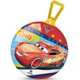 Skákací míč MONDO s držadlem Cars 45 cm