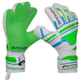 Brankářské rukavice SPOKEY Intense 7 zelené