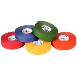 Hokejová páska BLUE Sport 25 m x 2,4 cm, netrhací - zelená