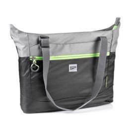 Skládací taška na rameno SPOKEY Hidden Lake šedá