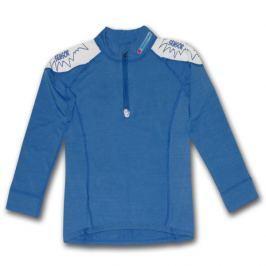 Sensor dětské triko dlouhý rukáv Thermo Evo GR modrá