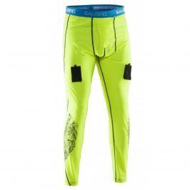 Hokejové kalhoty SALMING Comp Jock Long Pant vel. 160