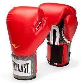 Boxerské rukavice EVERLAST Pro Style - červené 12oz.