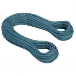 Horolezecké lano MAMMUT 9.8 Eternity Dry 50 m - modré