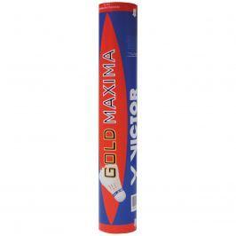 Badmintonové péřové míče VICTOR Maxima - modré