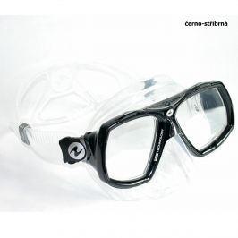 Maska TECHNISUB Look 2 - černo-stříbrná