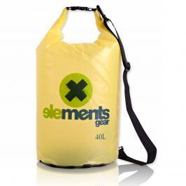 Lodní pytel ELEMENTS GEAR Pro 40 L - žlutý