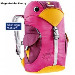 Dětský batoh DEUTER Kikki 6 l - magenta-blackberry
