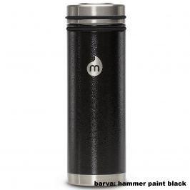Termoska MIZU V7 V-Lid 0,7 l - hammer paint black