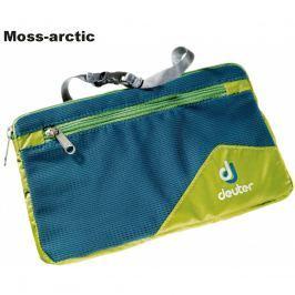 Toaletní taška DEUTER Wash Bag Lite II - moss-arctic