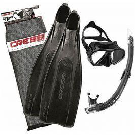 Potápěčský set CRESSI Set Pro Star Bag - vel. 39-40