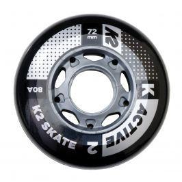 Kolečka a ložiska K2 Active Wheel 72 mm