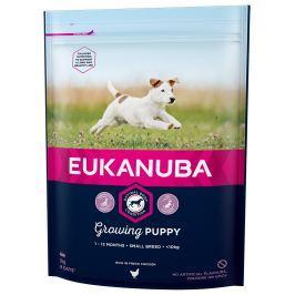 Eukanuba Puppy & Junior Small Breed 1kg