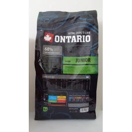 ONTARIO Junior Large Breed 2,5kg