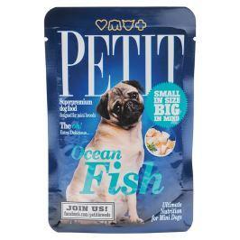 PETIT Pouches Ocean Fish 80g